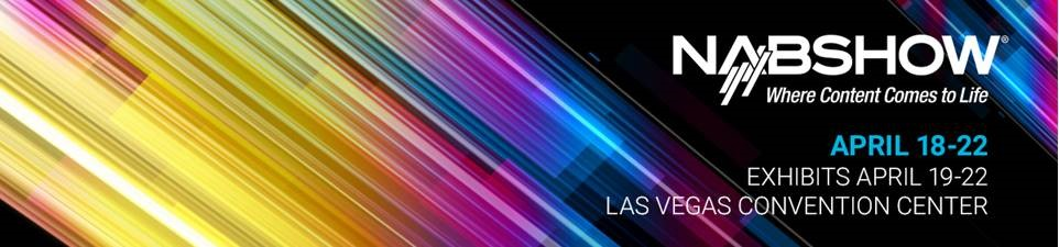 NAB Show This April as Planned