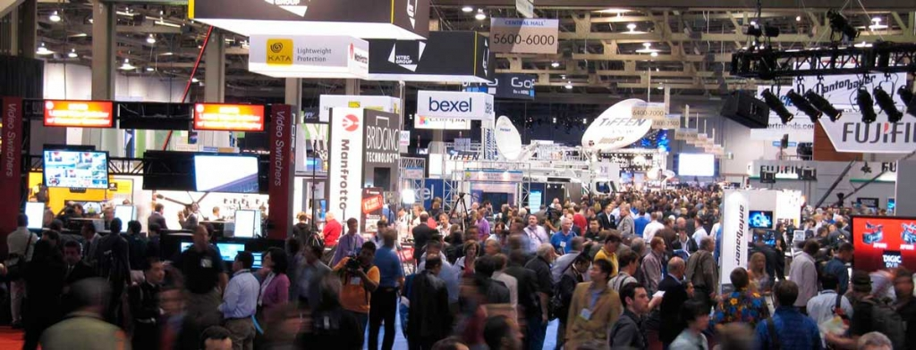 NAB Show Reports Strong Early Exhibit Sales With 540+ Companies and New Pavilions Confirmed