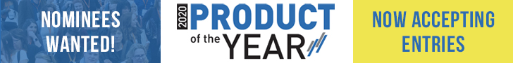 Product of the Year Awards – DEADLINE EXTENDED to September 30